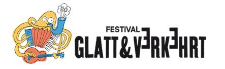 GlattundVerkehrtFestival Logo